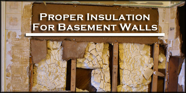 Foam Insulation Basement Walls Home Design