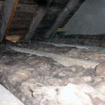 Brokedown Insulation Removal Phoneix AZ