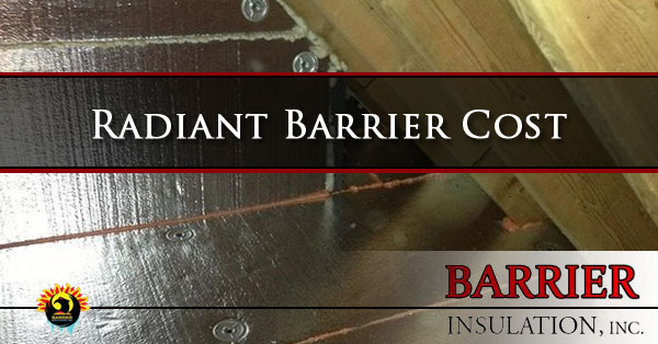 Barrier Insulation Blog