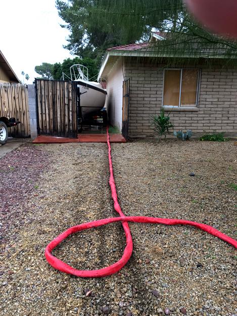 Spray Foam Insulation Phoenix Hose