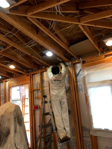 Spray Foam Insulation Phoenix Site Preparation