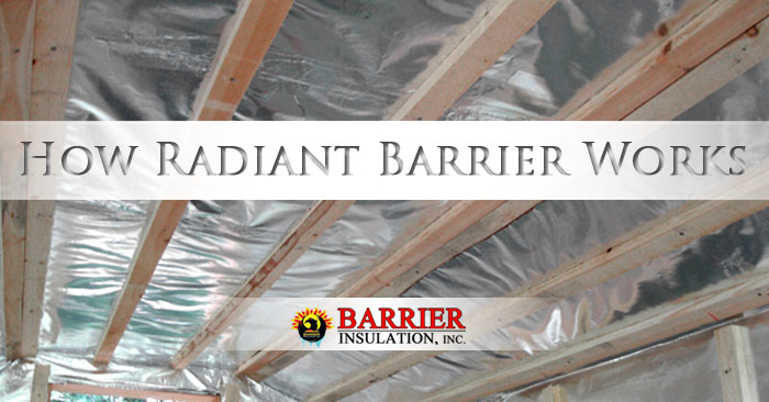How Radiant Barrier Works - Barrier Insulation Inc