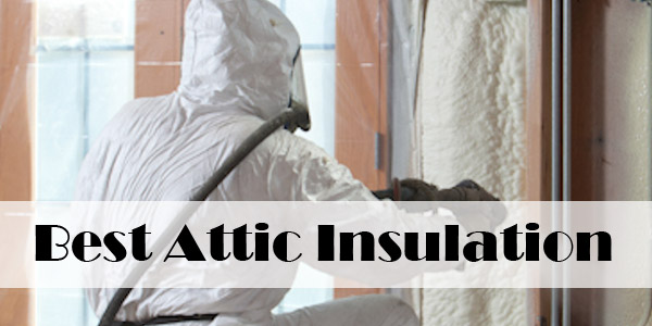 Insulate Your Attic Better With Higher R Value Insulation
