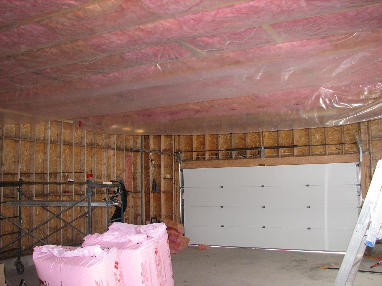 Garage Insulation Phoenix Az Increased Energy Efficiency