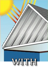How Radiant Barriers Save Energy in Phoenix | Barrier Insulation