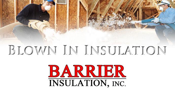 Blown In Insulation Mesa Barrier Insulation Contractors